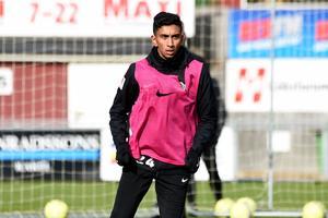 Amir Al-Ammari reser på tisdag till Turkiet för ett landslagsläger med Iraks U23-landslag.