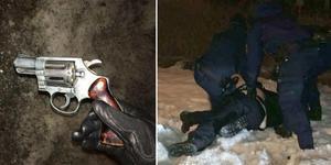 Bilder från polisens förundersökning.
