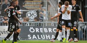 En besviken Martin Broberg efter straffmissen mot IFK Göteborg.