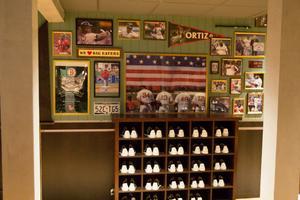 Bowlingskor och en amerikanskinspirerad stil.