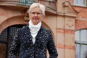 Ann-Therese Albertsson, kommunchef i Orsa, berättar att hon inte såg, eller ser, något problem med projektingenjören som tidigare jobbat hos entreprenören. Arkivbild tagen av Katarina Cham.
