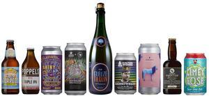 Öl för den modige som inte har förutfattade meningar om hur öl SKA smaka. 17 augusti anlände dessa rara flaskor till utvalda bolags hyllor. Bild: Sune Liljevall