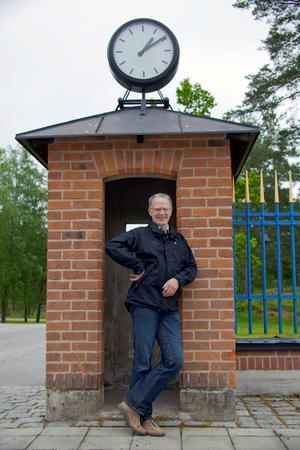2010 gick Nihabs vd Christer Stighäll. Bilden är från sista arbetspasset samma år.  FOTO: STIG-GÖRAN NILSSON