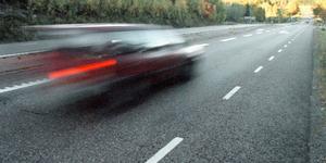 Många förlorade sitt körkort efter att ha kört för fort.