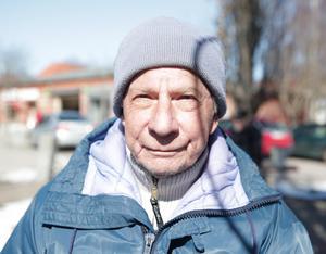 Åke Andersson, 79, Smedjebacken