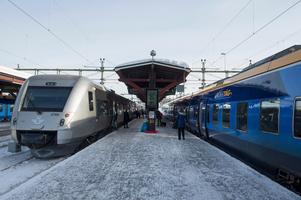 Sundsvall är en av de mest populära resmålen i påsk.
