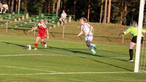 Nova Råstedt var hela tiden farlig och hade bud på fler mål än det hon gjorde.