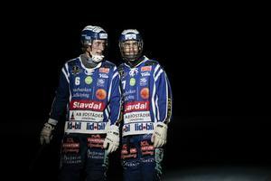 Martin Karlsson och Joel Broberg är båda uttagna till Rysslandslägret.