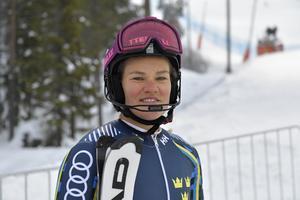 Nu startar världscupssäongen för Anna Swenn Larsson.