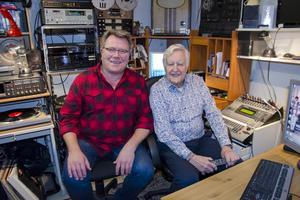 Under tio år har Roger Elfström och Björn Westros, eller musikdetektiverna som de kallar sig,  samlat in och digitaliserat lokal musik från Sundsvall.