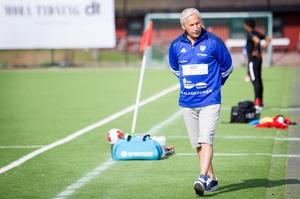 Har Lasse Ericson gjort sin sista match som huvudansvarig för IFK Mora?