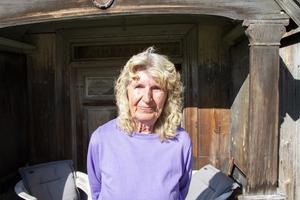 Kerstin Costa sommarstuga är en hälsingegård, här har hon varit varje sommar i 78 år.