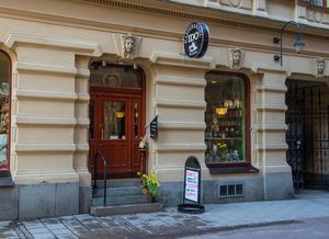 På Nybrogatan ligger Kaffehandel Ido.
