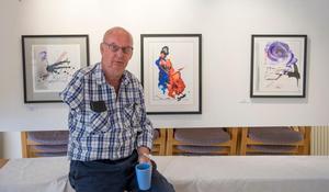 Fotografen Ulf Lidéns utställning på