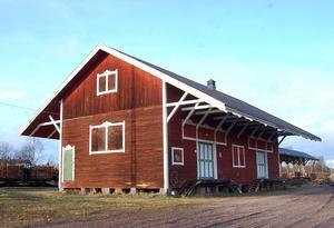 Dalarnas Museum menar att allt för många gamla godsmagasin rivits, något som gör magasinet i Vansbro än mer värt att bevara på grund av sin sällsynthet.