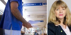 Susanne Nordling (MP) har varit landstingsråd i opposition, men byter nu sida. Foto: TT/Anna Molander, SLL