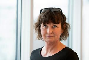 Aftonbladets Publisher Sofia Olsen Olsson är sjukskriven.Foto: Maja Suslin / TT