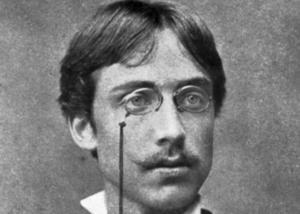 1880 - Författaren Gustaf Frödiing.