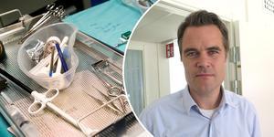 Operationer kommer att koncentreras till färre sjukhus. Bra för patienterna, tror Johan Kaarme, biträdande hälso- och sjukvårdsdirektör.