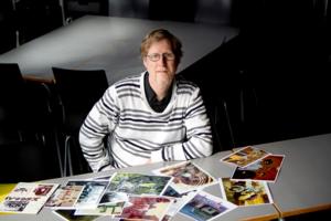 Kella Naeslund, projektledare för Musikrum.