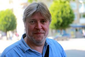 Bernt Månsson är Vänsterpartiets ledamot i kommunstyrelsen. Foto: Andreas Lillhannus