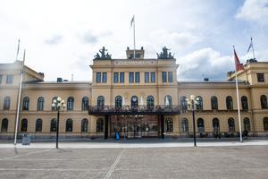 Näringslivsbolagets lokaler finns i stadshuset.