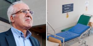 Besim Aho (S) anmäler sjukhuset till Inspektionen för vård och omsorg (IVO)