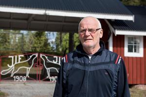 Thomas Hellgren, ordförande i Ramsele IK.