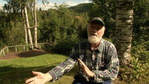 Bilden på Erik Yvell är hämtad från Yngve Mauritssons dokumentärfilm. Foto: Yngve Mauritsson