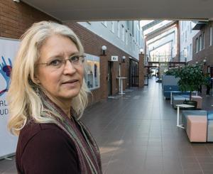 Anna Wibom, byggprojektledare på Högskolan Dalarna, har ingått i arbetsgruppen som utrett lokaliseringsfrågan för Borlänges framtida campus.
