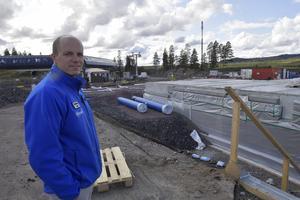 Gustav Eriksson ser hur hans Kläppen växer varje år.