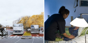 Vänsterpartiet ser att det är möjligt att införa BRT och samtidigt undvika nedskärningar i välfärden. Foto: Fredrik Sandberg /TT