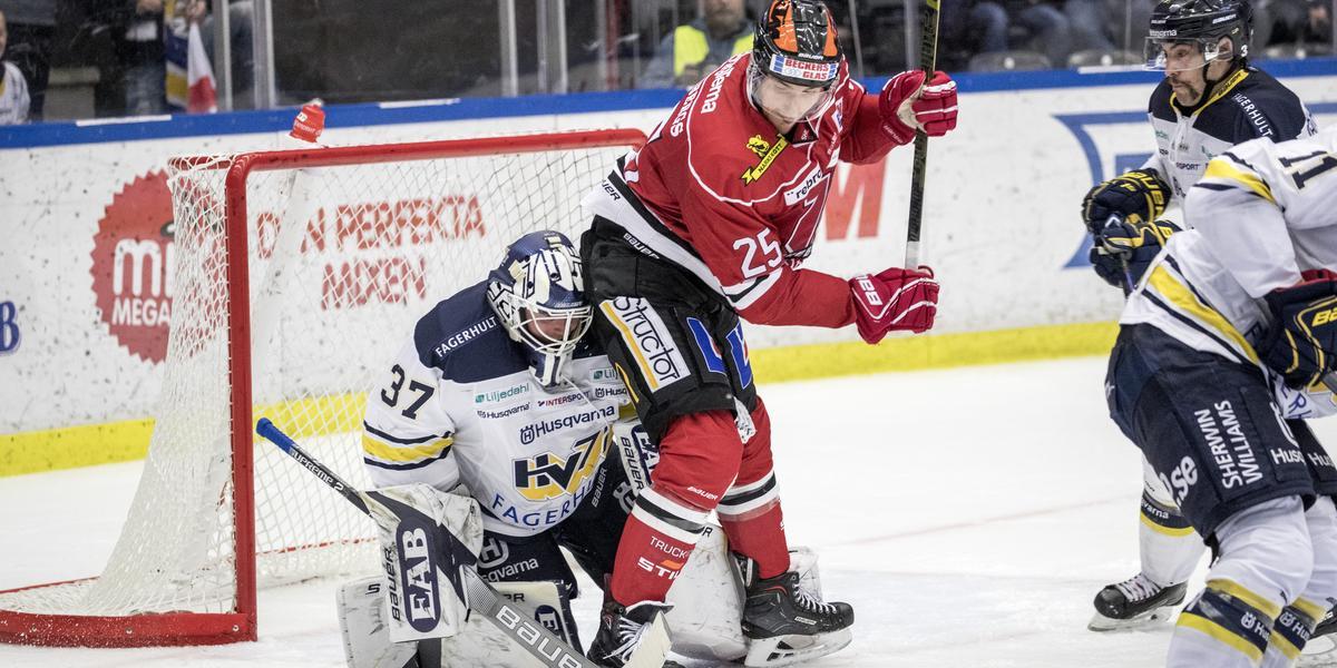 Live: Följ HV71:s match mot Örebro