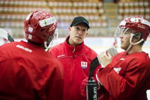 Fredrik Anderssons tillsammans med Emil Berglund (till höger) och Jeremy Boyce.