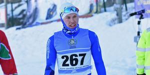 Oscar Olsson är ett av namnen i skidlandslagets utvecklingstrupp.