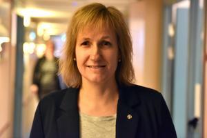 Anna Hed (C) menar att friskolan kommer att leva till positiva utvecklingar för kommunen. Arkivbild: Stefan Rämgård