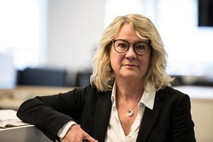 Helena Nyman  kan garantera debatt och diskussion, när de nya politiska redaktörerna tar sig an sina nya uppdrag.