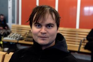 Gustav During, 29, it-konsult, Stockholm: – Det första jag kom att tänka på är Saga.