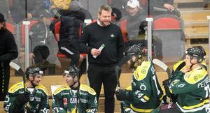 Kjell-Åke Andersson fick se sitt lag förlora för femte gången i allettan.