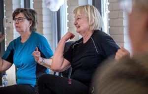 Anna-Marie Olsson tycker att gympan borde få fortsätta.