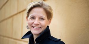 """""""Hur ska unionen kunna bli en trovärdig global aktör om Polen tillåts lägga ribban för EU:s klimatpolitik? Ska polska kolgruveintressen få styra över våra barnbarns hälsa och välbefinnande?"""" skriver  Maria Weimer, kandidat till Europaparlamentet (L). Foto: Jessica Gow/TT"""