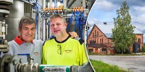 Marenordic i Sibo är i behov av mer fabriksutrymme. Helst skulle de vilja se en lösning som möjliggör för dem att flytta in i delar av Skogens kols gamla fabrik.