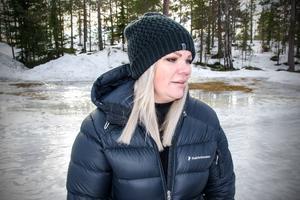 Jeanette Hedlund (S) vice ordförande i  kultur- och fritidsnämnden vid Sundsvalls kommun.