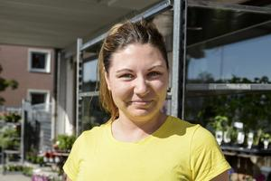 Amanda Jokioja, 25 år, florist, Timrå.