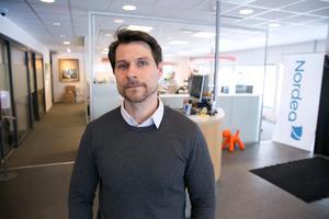 Rådgivningen online växer hela tiden och är uppskattad av kunderna, menar kontorschef Anders Lindell.
