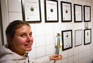 Johanna Hildingsson får PH Lind-stipendiet.