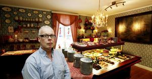 Ulf Andersson har drivit restaurang i Gävle och Sandviken. Sammanlagt har han varit i branschen i över 20 år. Men det var för sex år sedan som restaurangen skaffade kylbord. Det har lett till att mycket mindre mat behöver slängas.