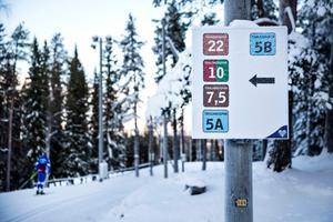 Nyttjandet av ÖSK:s skidanläggning är högt och uppskattat. Nu skissas på framtiden.