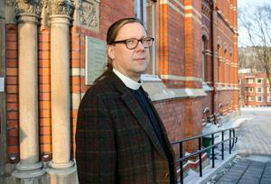 Dags att trappa ner. Den 31 augusti gör Stefan Andersson sin sista dag som kyrkoherde i Sundsvalls församling. Därefter väntar en komministertjänst i Selånger.