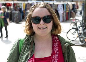 Nicole Lysander, 25 år, studerande, Ölme